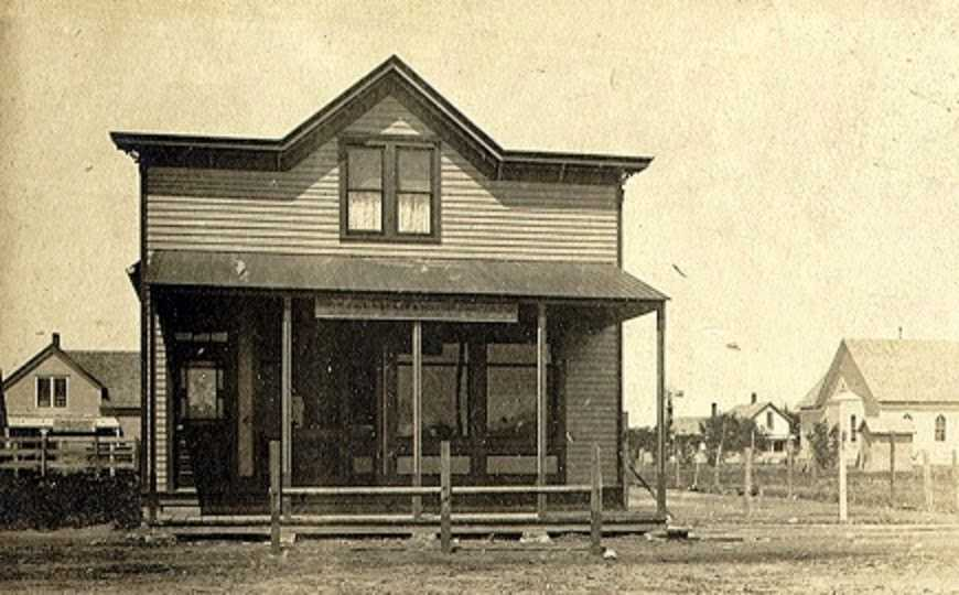 Kansas Post Office