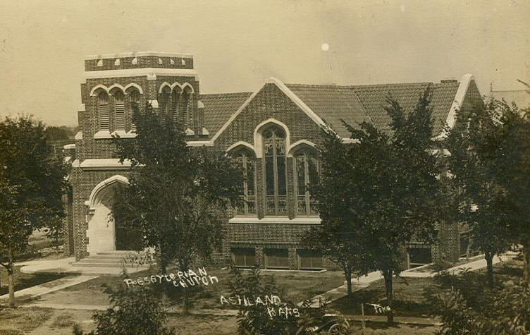 Presbyterian Church, Ashland, Kansas