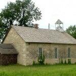 Wilmington School, Established 1870, in Wilmington, Wabaunsee, Kansas