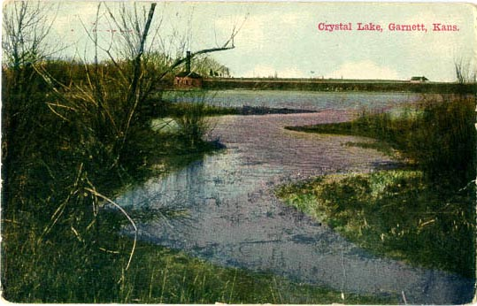 Crystal Lake Garnett Kansas