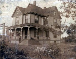 Franklin George Adams Residence