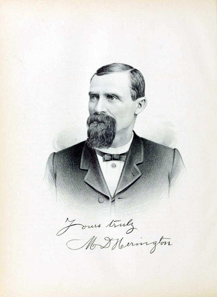 Monroe Davis Herington